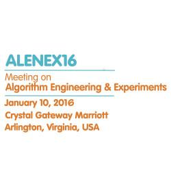 ALENEX16